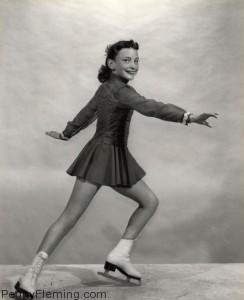 Peggy Fleming as a Child