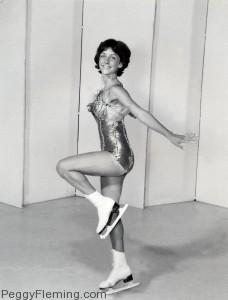 Peggy Fleming 1963