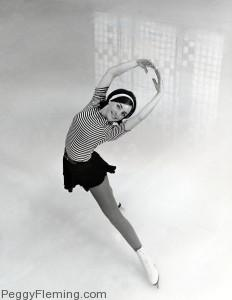 Peggy Fleming - 1965