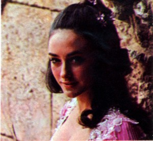 1968 Peggy Fleming - Guinevere dress by Bob Mackie
