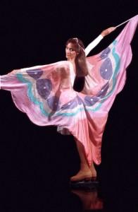 Peggy Fleming 1980 China